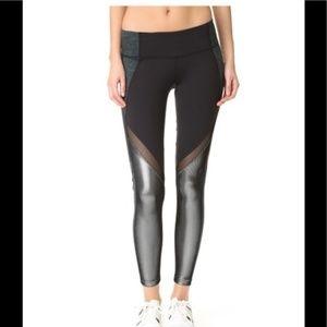 Splits59 Jordan Legging Black/Green/Grey/Silver